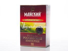 """Májový čierny čaj """"Koruna Ruského impéria"""" 100g"""