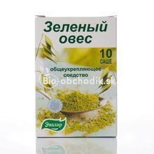 Mladý zelený ovos - 10 sáčkov/10*2g