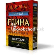 """Tibetský modrý íl """"Liečebný"""" s extraktom ženšenu 100g"""