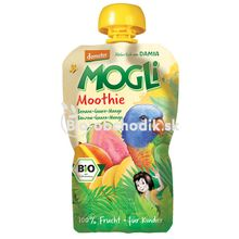 Moothie banán -guava-mango 100g Mogli