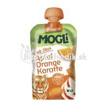 Moothie jablko-pomaranč-mrkva 100g Mogli