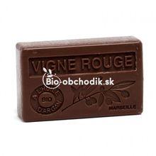 Mydlo s BIO arganovým olejom - Červené hrozno 100g