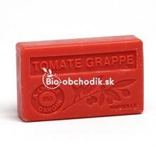 Mydlo BIO arganový olej - Cherry paradajky 100g