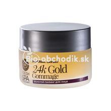 """IMPERIAL CAVIAR"" zlatý peeling na tvár 24K Gold 50ml"