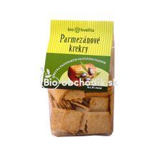 Parmezánové krekry BioNebio 130g