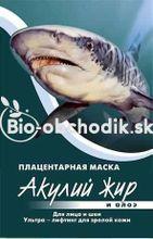 Placentárna maska - žraločí tuk a aloe vera 10ml
