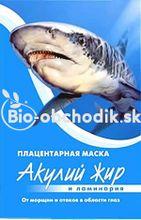 Placentárna maska - žraločí tuk a laminária 10ml