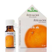 Pomaranč 100% éterický olej