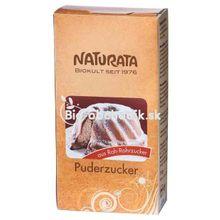 Práškový trstinový cukor SUROVÝ 200g Naturata