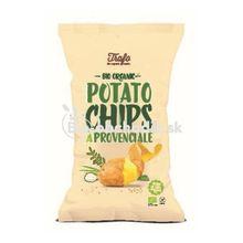 Provensálske chipsy 125g Trafo