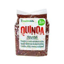 Quinoa červená Bio 500g Country life