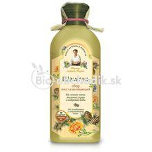Recepty Babičky Agáty Obnovujúci šampón 350ml