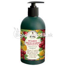 AGÁTA Tekuté mydlo na ruky a telo s drobným ovocím 500ml