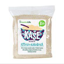 Ryžovo-kukuričná kaša s karobom Bio Country life 300g
