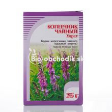 Sekernica - Červený koreň sypaný čaj 25g