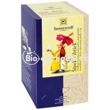 Šípka - ibištek porciovaný čaj BIO 54g Sonnentor