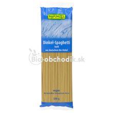 Špaldové celozrnné špagety Rapunzel 500g