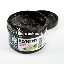 Šungitové mydlo do sprchy a sauny 500g