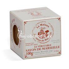 Tradícia babičky z Marseille - Mydlo v krabičke 100g