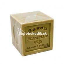 Tradičná prírodná mydlová kocka - olivový olej 300g