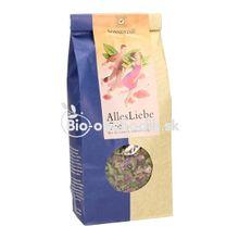 Všetko najmilšie! Bylinný sypaný čaj Bio 50g Sonnentor