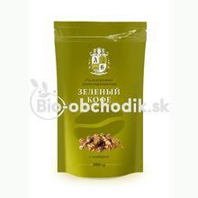 Zelená káva so zázvorom 100g