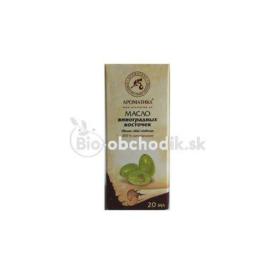 AROMATIKA Prírodný olej z hroznových semienok 20ml