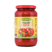 Bio paradajková omáčka Familia Rapunzel 550g