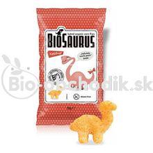 Biosaurus kečup BABE bezgluténové BIO 50g