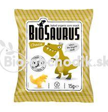 Biosaurus so syrom Igor bezgluténové BIO 15g