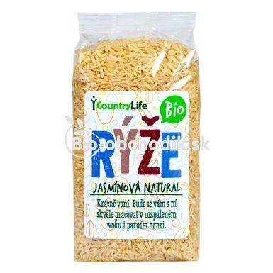 Jasmínová ryža natural Bio 500g Country life