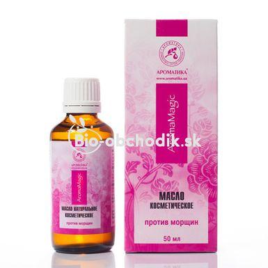Kozmetický olej proti vráskam 50ml Aromatika