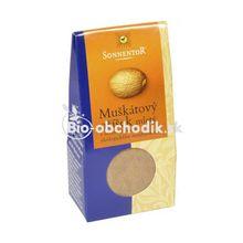 Muškátový orech mletý bio Sonnentor 30g