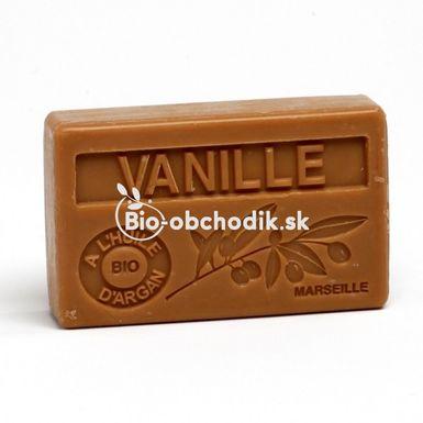 Mydlo BIO arganový olej - Vanilka 100g