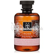 """Sprchový gél """"Damašská ruža"""" 300ml APIVITA"""