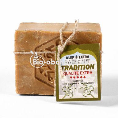 Tradičné mydlo z Aleppa s vavrínovým olejom 15% 200g
