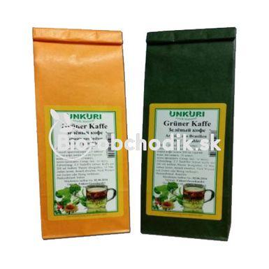 """Zelená káva Robusta """"India"""" 100g"""